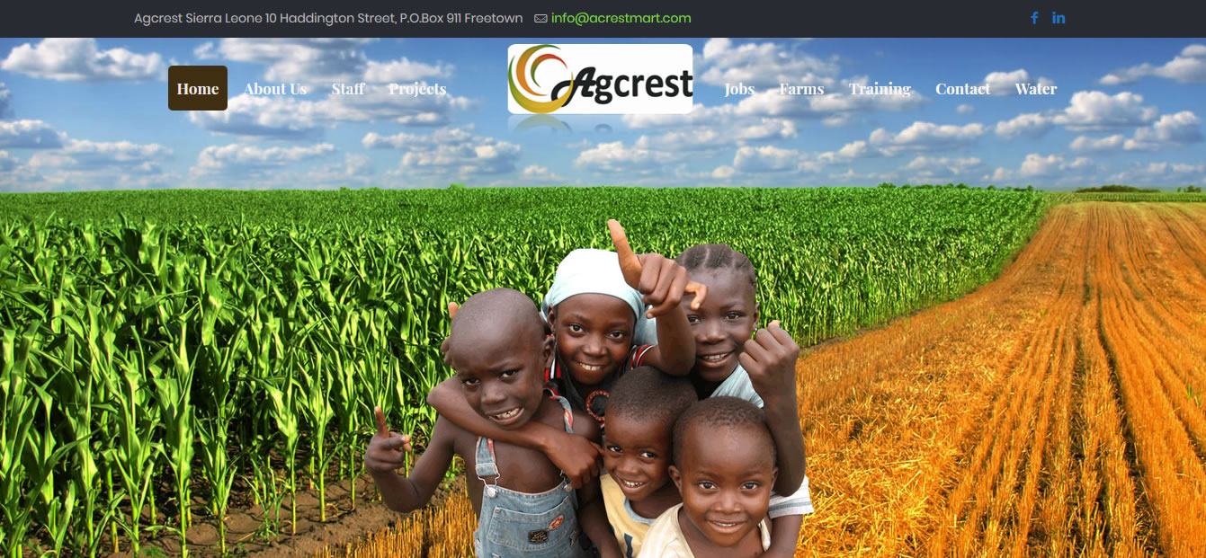 Agcrest Sierra Leone