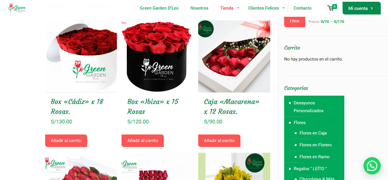 1 green garden dleo